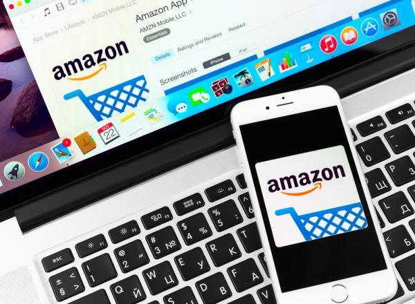 продавать на Amazon