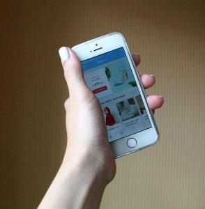 Мобильное приложение Prom.Ua.Покупки