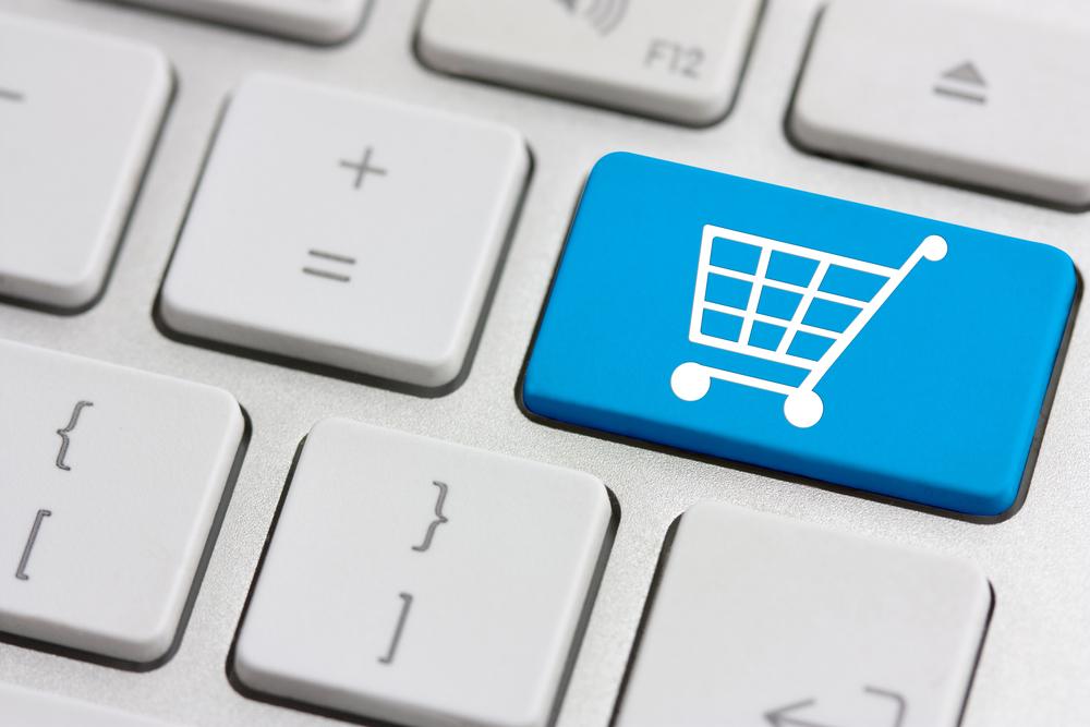 онлайн-шопинг