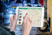 Яндекс Uber Google Картах