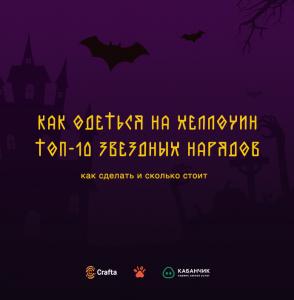 Костюмы для Хеллоуина где купить