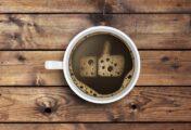 social media & coffee