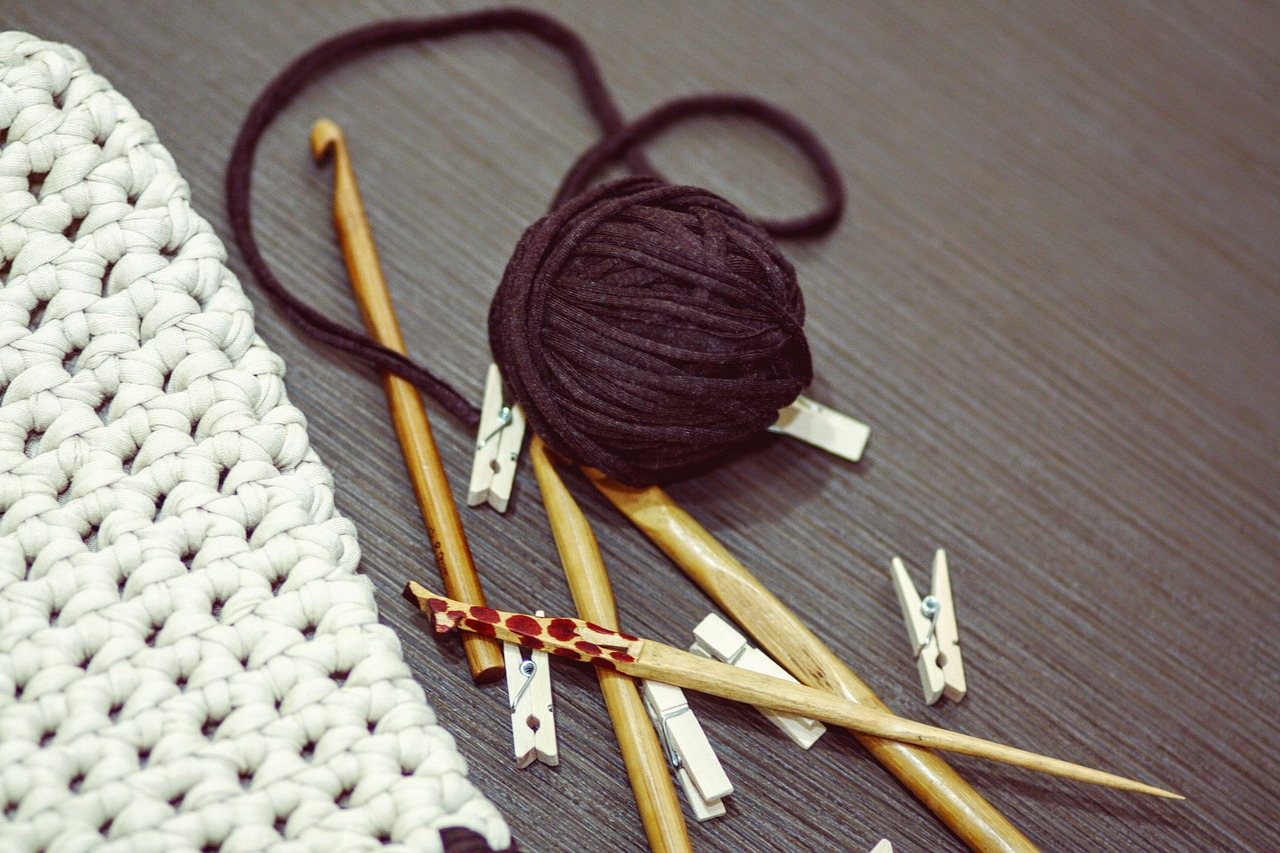knitting on etsy