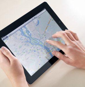 локальный поиск и картографические сервисы Google Карты