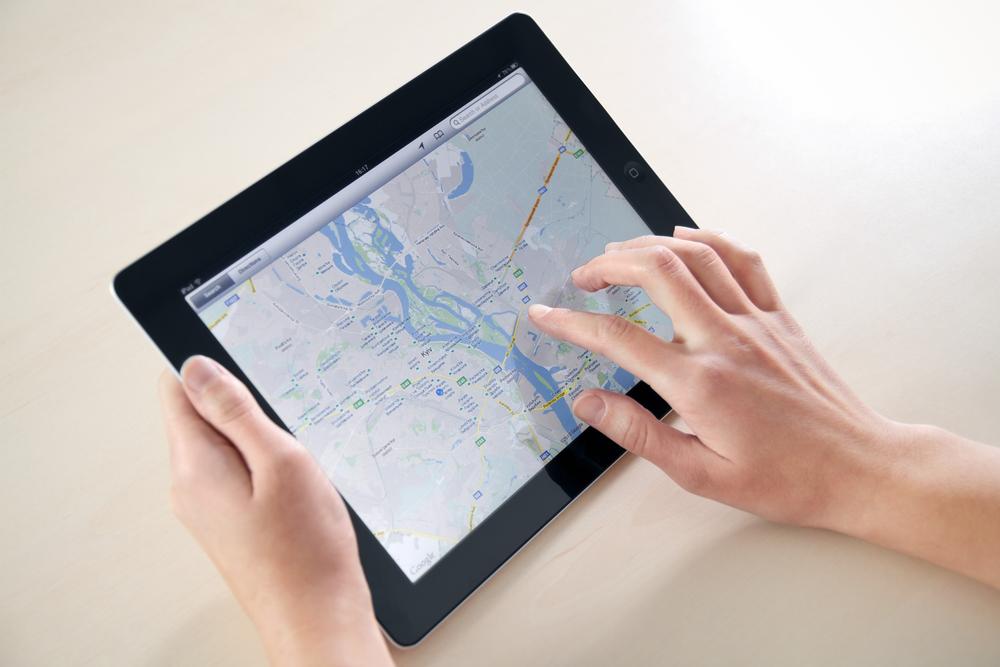 локальный поиск и картографические сервисы