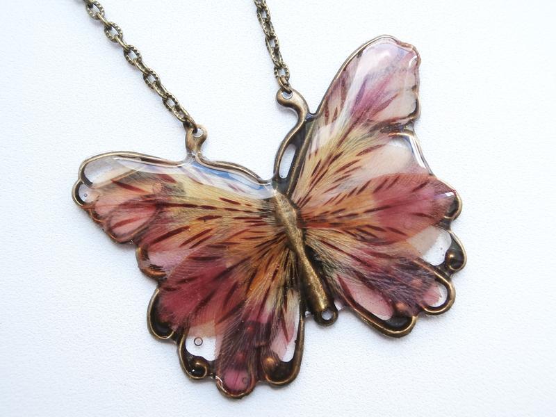 Александра Чернякова бабочка
