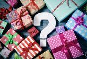 подарки в упаковке - фото