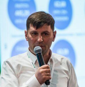 Михаил Ивченко на IV Forum Zakupki - фото