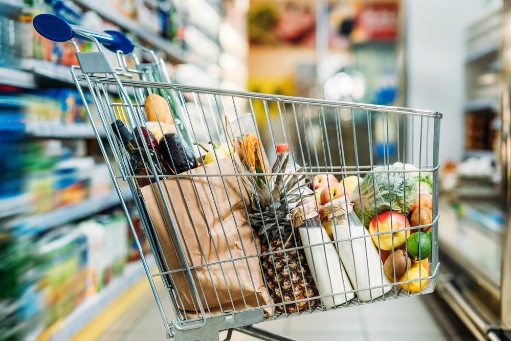 Тренд: продажа продуктов питания онлайн - фото