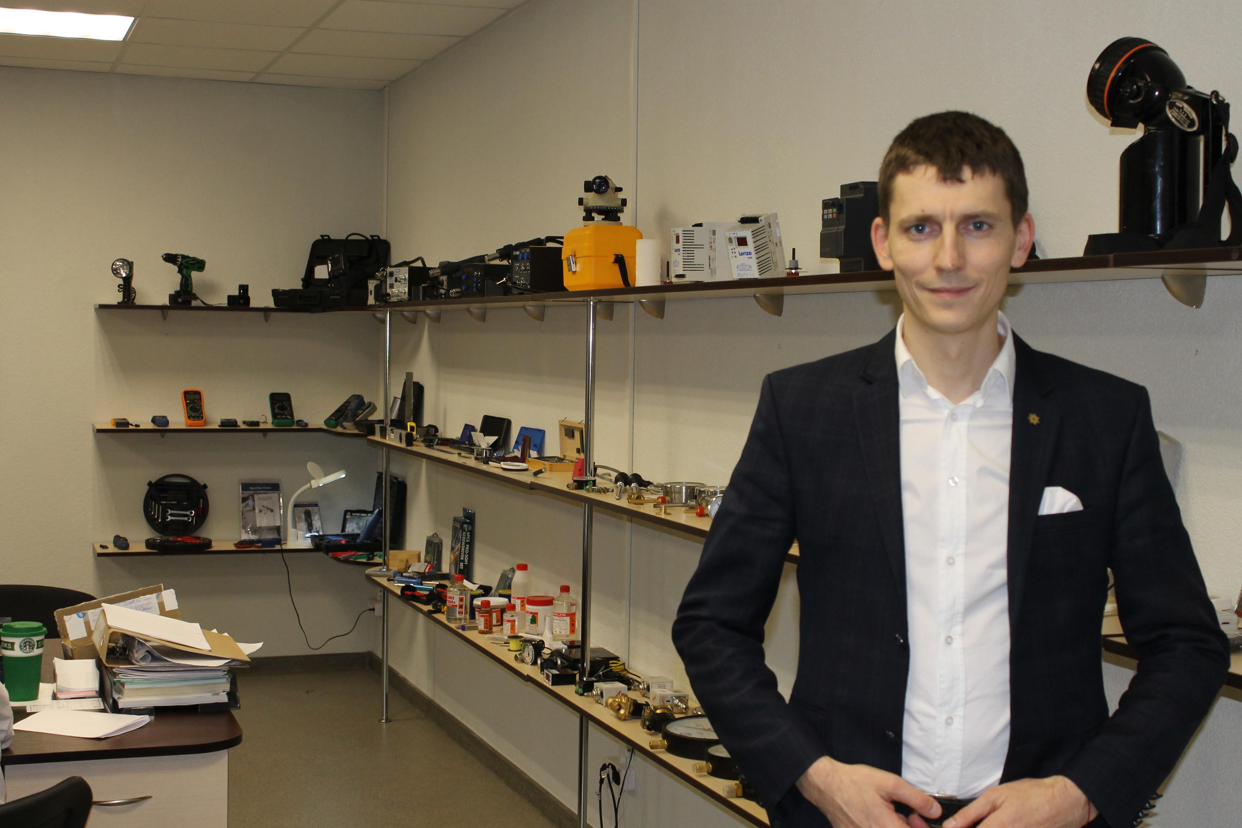 Алексей Прошко, kip-expert - фото