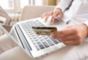 Оплата кредитной картой - фото