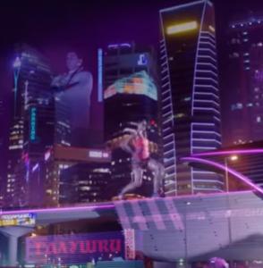 Кадр из ролика рекламной кампании Prom - фото