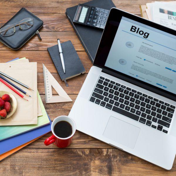 Как создать блог интернет-магазина - фото