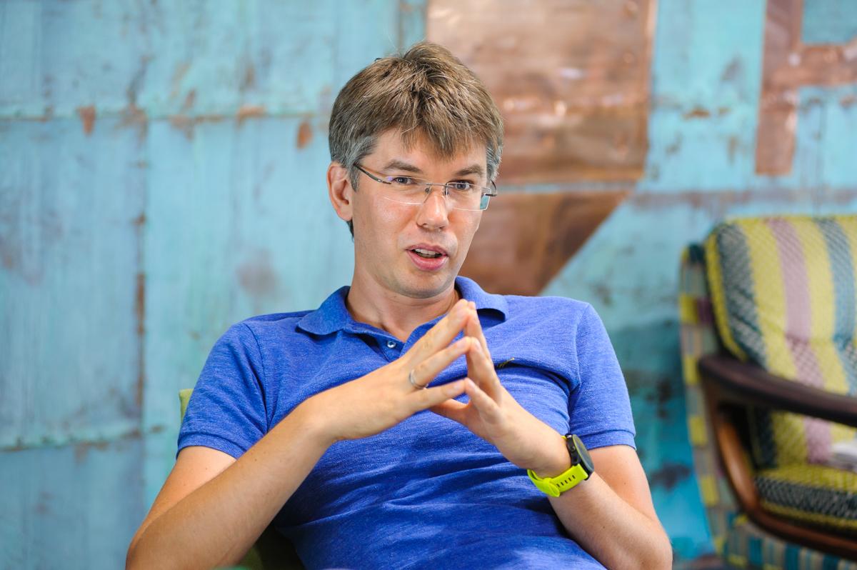 Николай Палиенко, СЕО EVO - фото