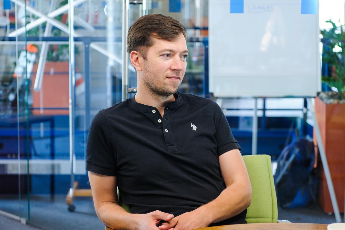 Денис Горовой, интервью - фото 1
