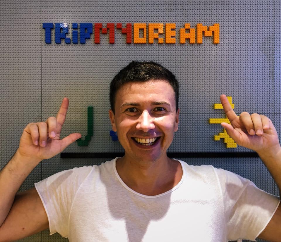 10 крутых украинских бизнес-проектов: Андрей Буренок - фото