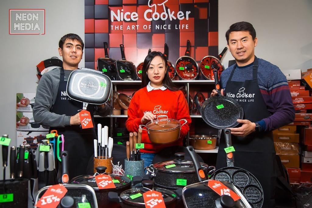 Основатели Nice Cooker