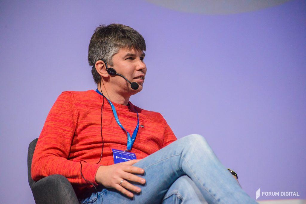 Николай Палиенко, Forum Digital - фото
