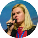 Юлия Яхновская - фото