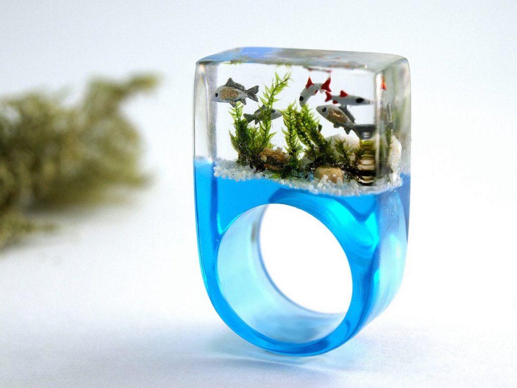 Aquarium-Ring