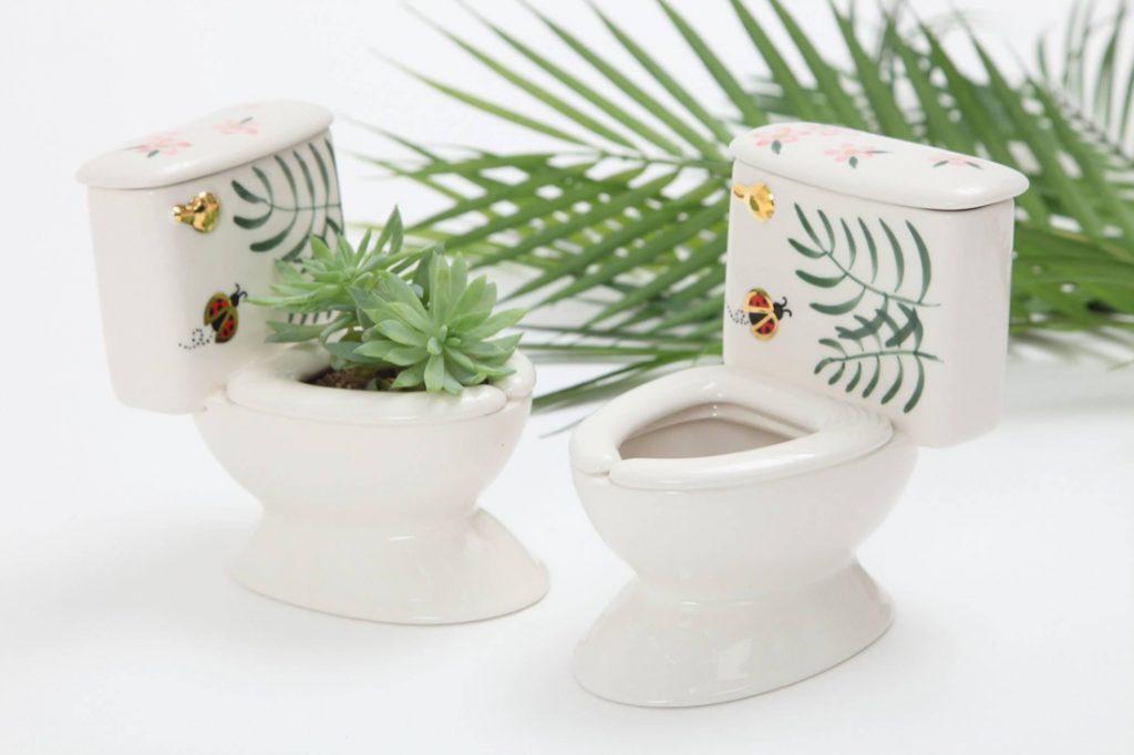 Potty-Planters