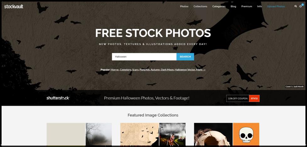 27 бесплатных фотостоков