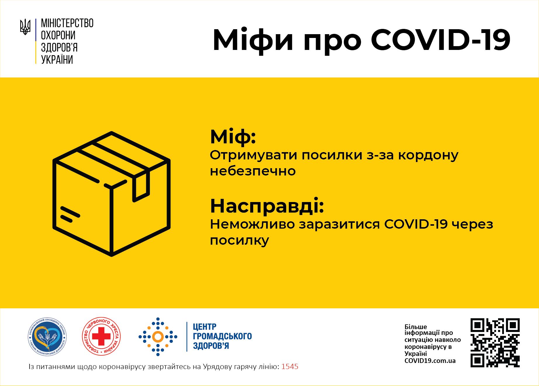 Можно ли заразиться коронавирусом через посылку из Китая
