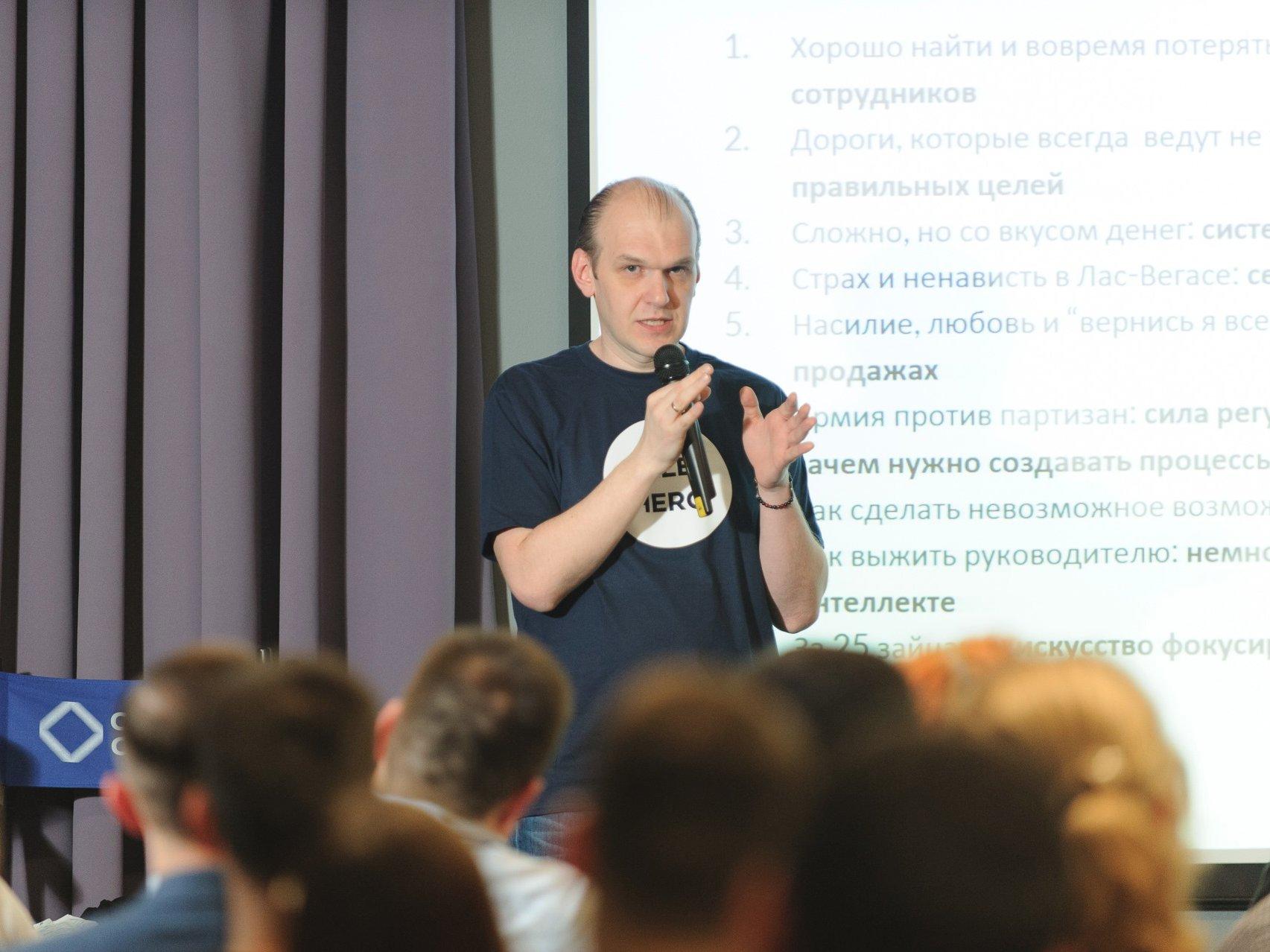 Антон Черкасов