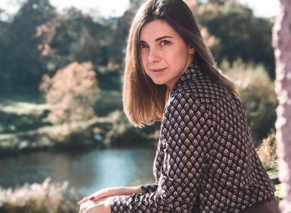 Олена Новак