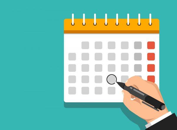 Податковий календар для ФОП 3 групи на 2021 рік